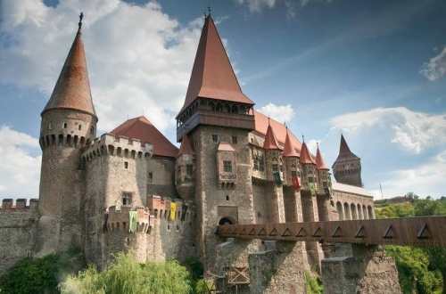 Romania - Corvinilor Castle