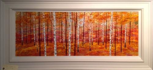 Alex Jawdokimov - Autumn Birch
