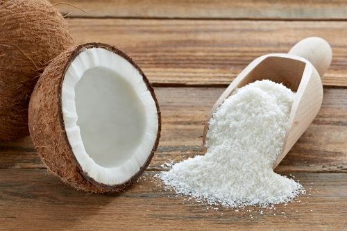 Organic Desiccated Coconut UK