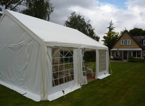 6m X 6m marquee Marquee Hire Peterborough