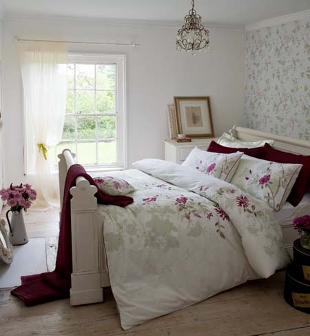 Memoirs Bed Linen By Dorma