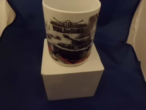 World of tanks tiger mug