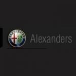 Alexanders Alfa Romeo