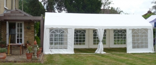 4m x 8m Party marquee Marquee Hire Peterborough