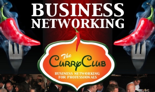 The London Curry Club property networking event