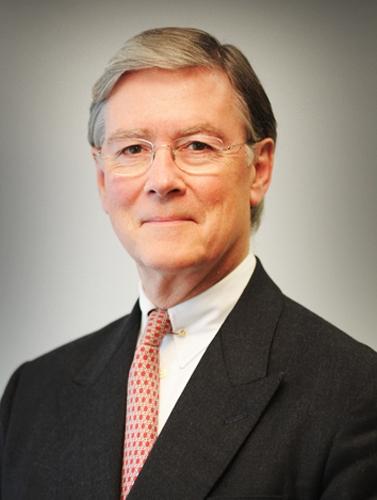 Corporate Headshots of Director in London in St Pauls Churchyard