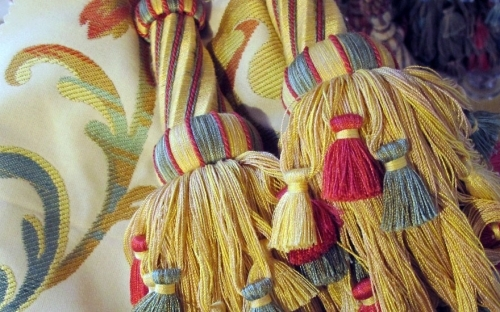 Traditional tassels