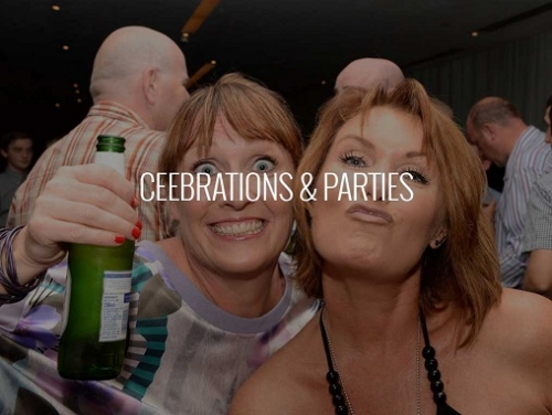 Celebrations & Party Photography