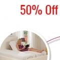 50% Off Riser Recliner Chairs & Adjustable Beds