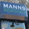Free Quotation from Manns Removals