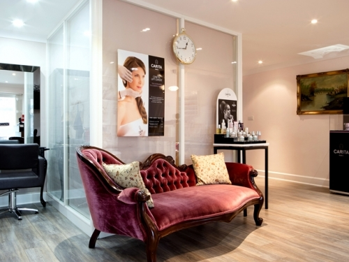Canary Wharf salon