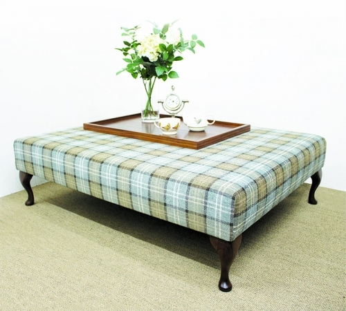 Heritage Table Stool And Large Tray