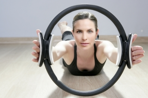 Pilates Magic Ring
