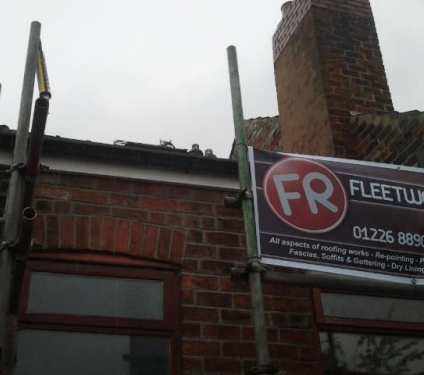 fleetwood roofing and repointing 0800 3579230
