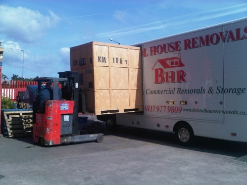 Bristol House Removals