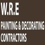 W.R.E.  Painters & Decorators