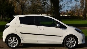Toyota Yaris For Sale Chingford