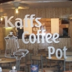 Kaff's Coffee Pot