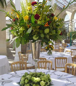 Tall Table Pieces for Weddings and Events