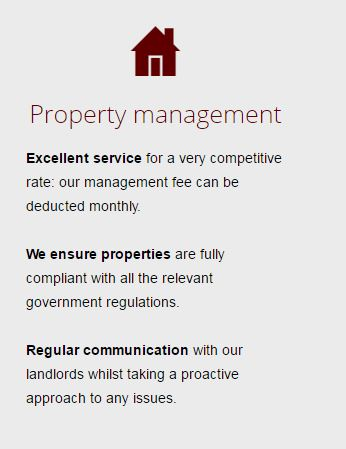 Property Management Hornchurch