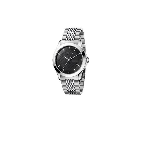 Gentlemans Gucci G Timeless Bracelet Watch P265 18758 Zoom