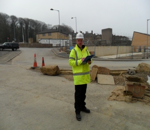 Me On Site Assessing Safety 2