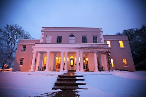 Winter Weddings at Little Hermitage in Kent