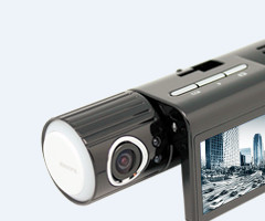 HD1080P Dashboard Camera with LCD Display
