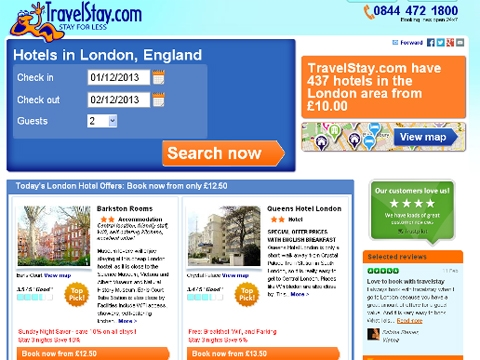 Travelstay Book
