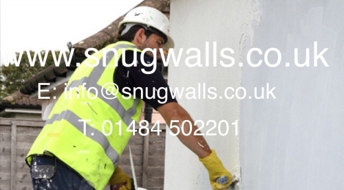 Snugwalls Ltd - External Wall Insulation & Rendering Services