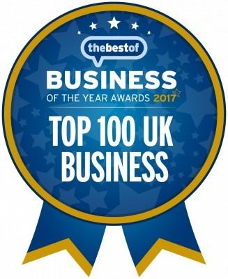 Boya 2017 Badges Top 100 Uk Business