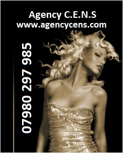 Agency C.E.N.S call now to see who is available to visit you....