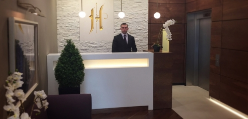 Specialising in Security & Concierge services  for Hotels in London