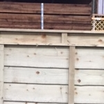 Fantstic value fence panels