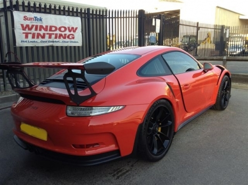 PORSCHE GT3 RS - ANOTHER PHOTO CAUSE IT'S A REALLY NICE CAR!!!!!!