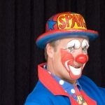 Spangles Clown shows are full of wicked Circus Skills