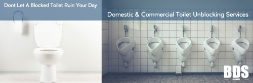 Blocked Toilet London – Leaking Toilet Drain Repairs