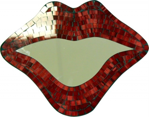 Mouth Mirror 34 X 28cm
