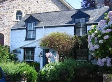 Front Matelots Cottage Newlyn Proper