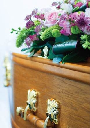 Coffin & Flowers_Exeter