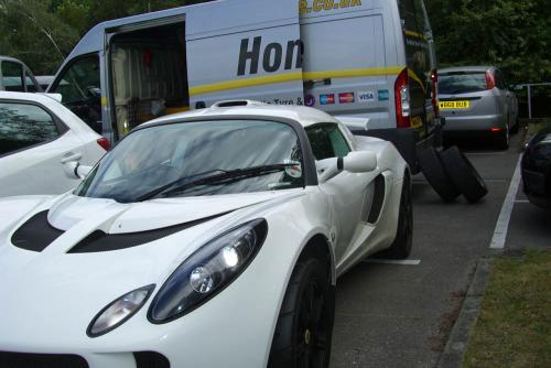 Lotus tyres