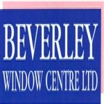Beverley Window Centre Ltd