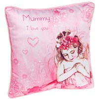 Vintage Lane Mummy Cushion 24 X 24cm