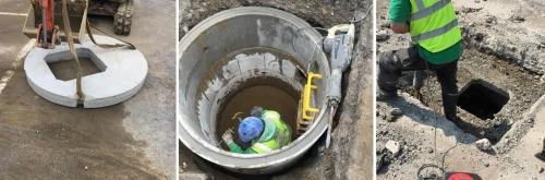 Manhole Maintenance - BDS Drainage - Drainage Services in London