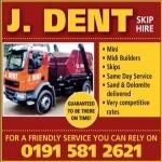 James Dent Skip Hire