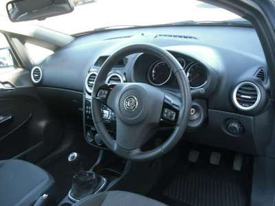 Interior of your tuition vehicle