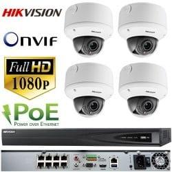 Hikvision Cctv Full Hd Ip Camera System