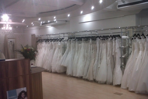 Brides of Chester Showroom