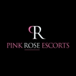 Pink Rose Escorts Logo - High Class London Escorts - Cheap London Escorts - Mature London Escorts