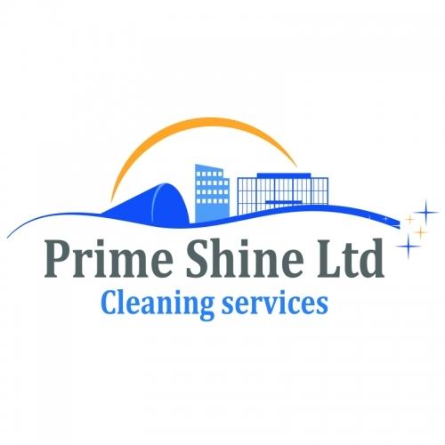 Prime Shine Logo 800x800px